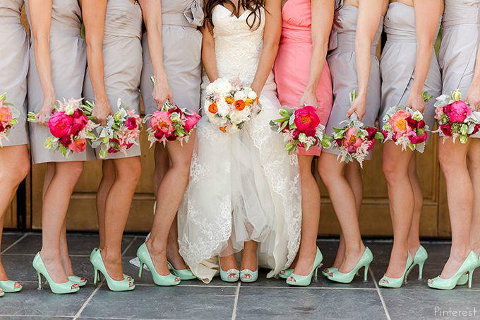 témoin de mariage féminin anglais