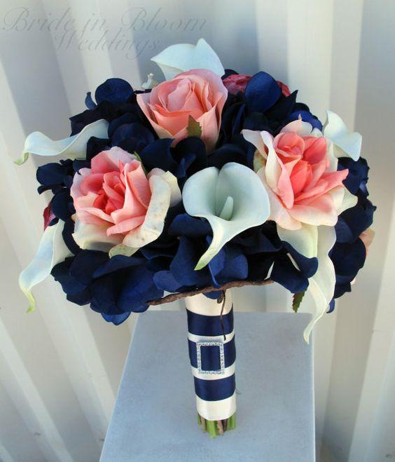 bouquet mariage mer/océan