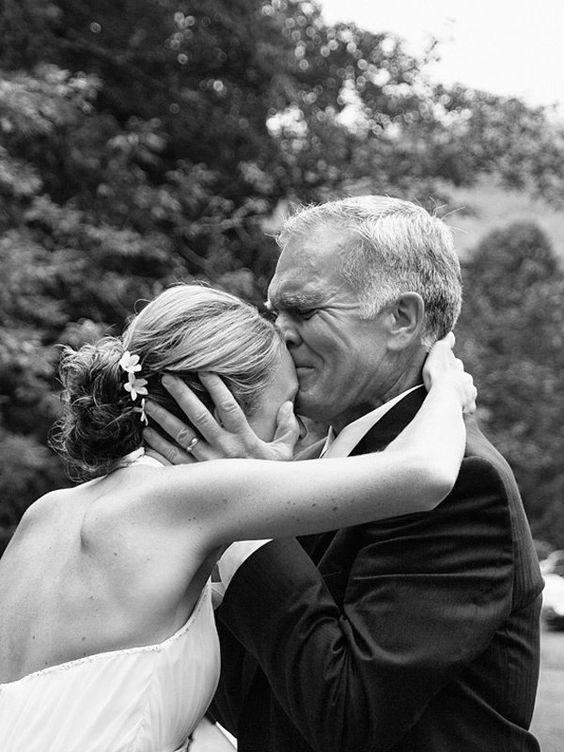 rôle du père mariage