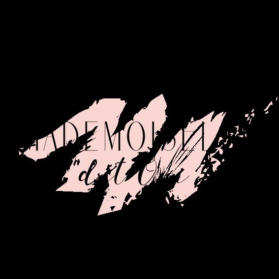 Logo Mademoiselle Dit Oui