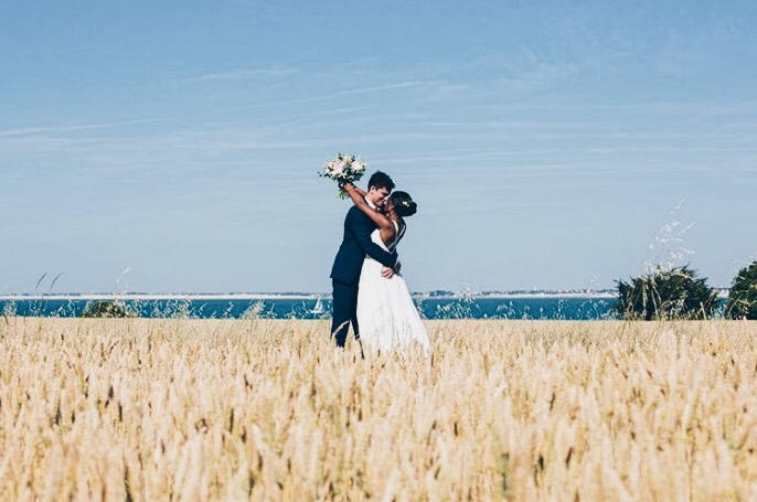 photo mariage ile de re