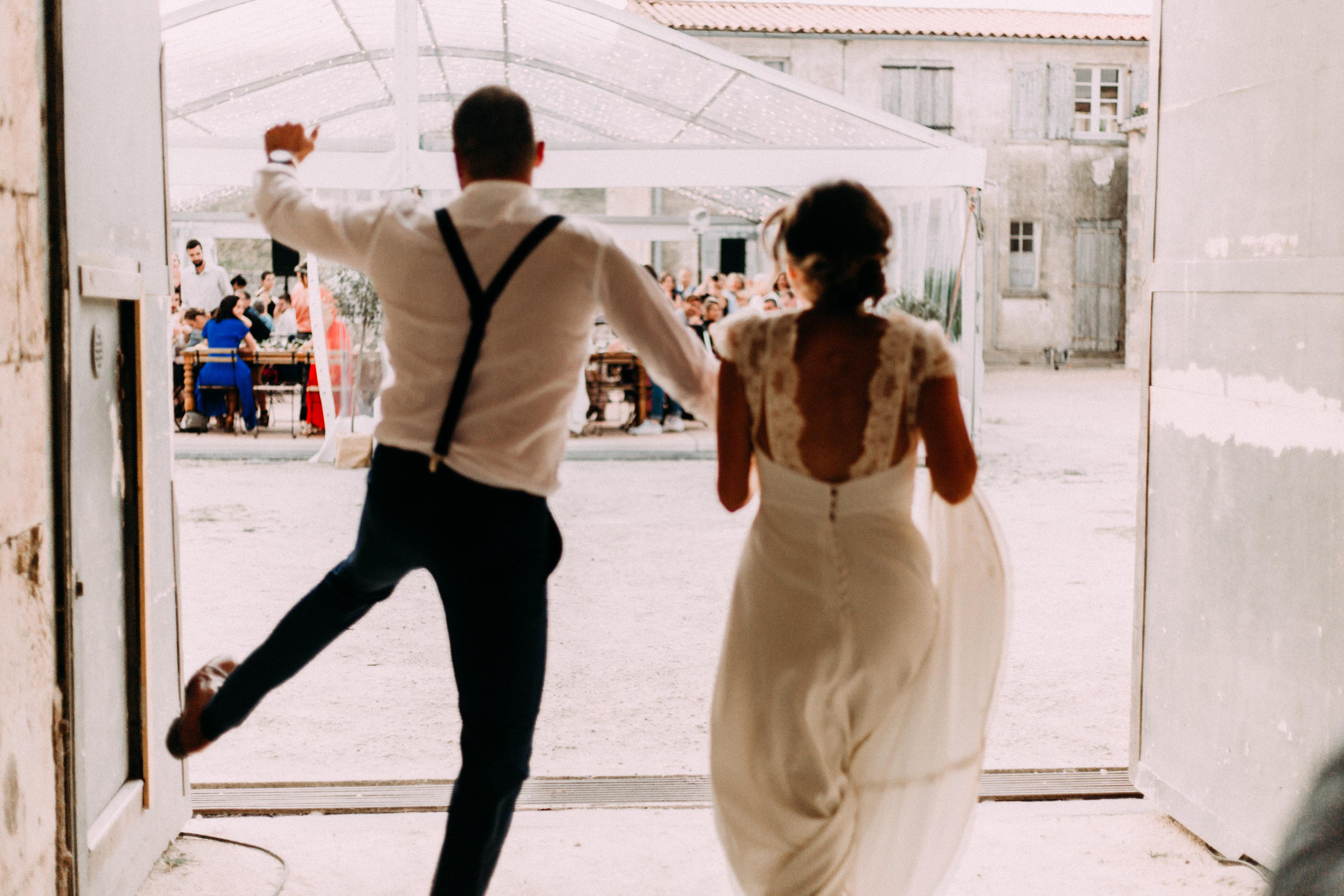 mariage ile de ré fort de la prée