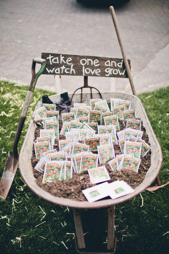 Comment gâter vos invités à votre mariage ?!
