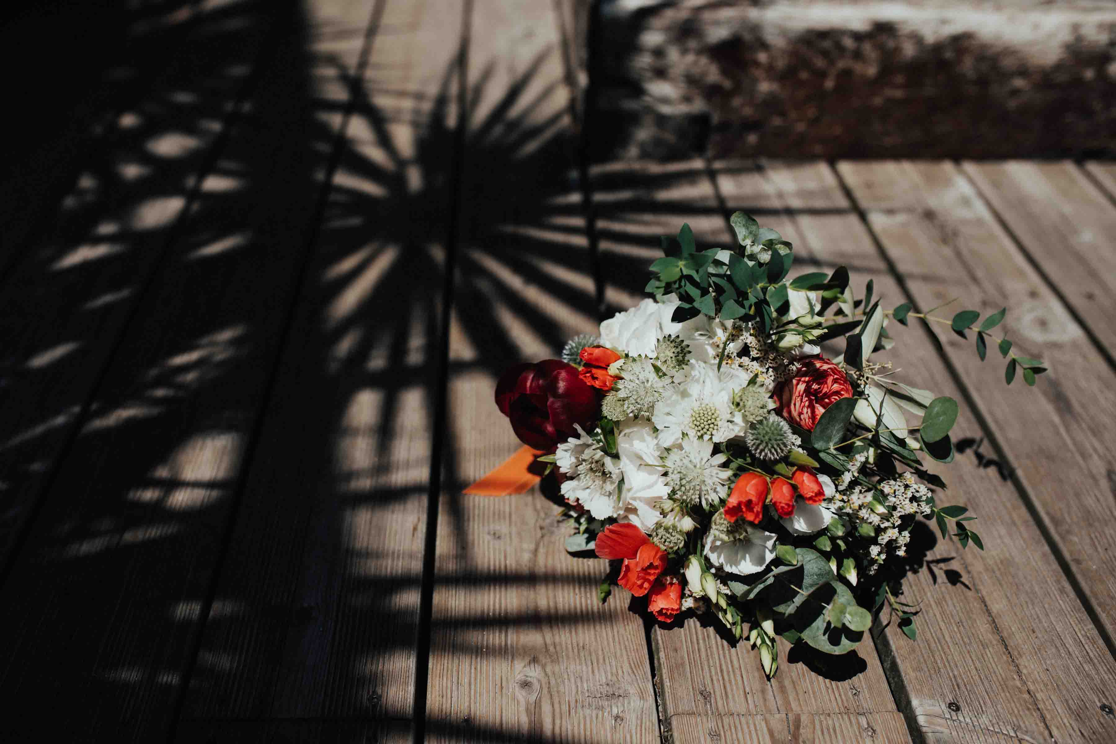 bouquet de mariée ile de ré