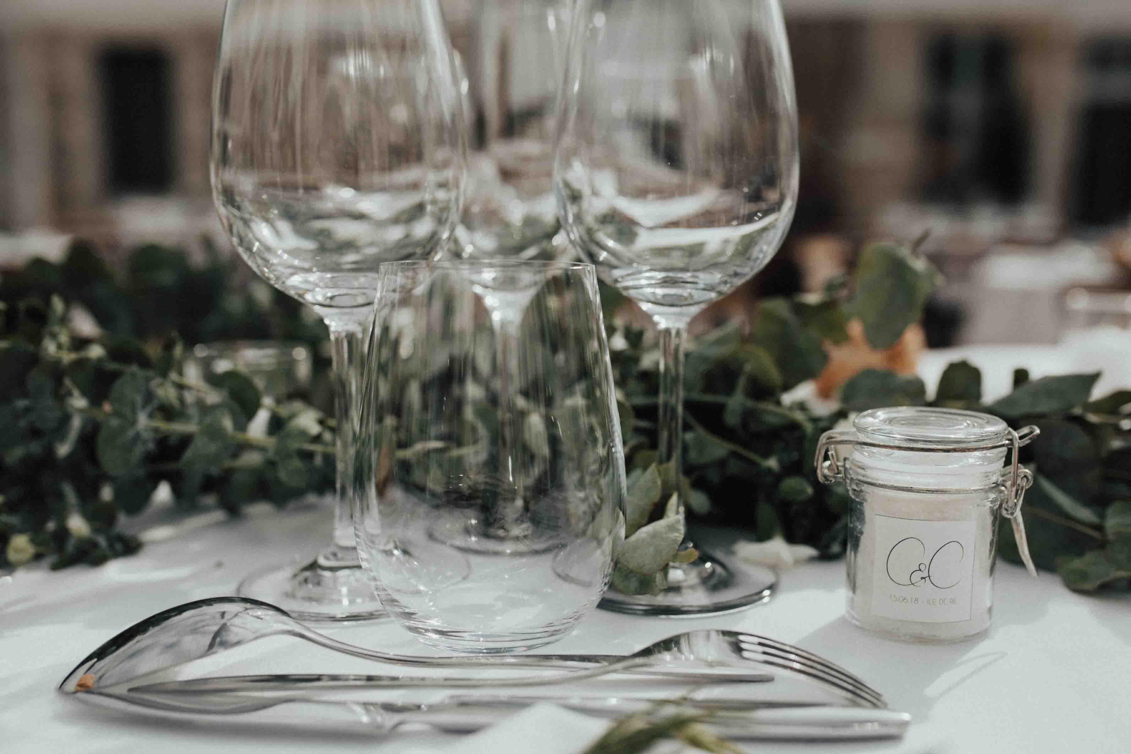 cadeau invité mariage fleur de sel ile de re