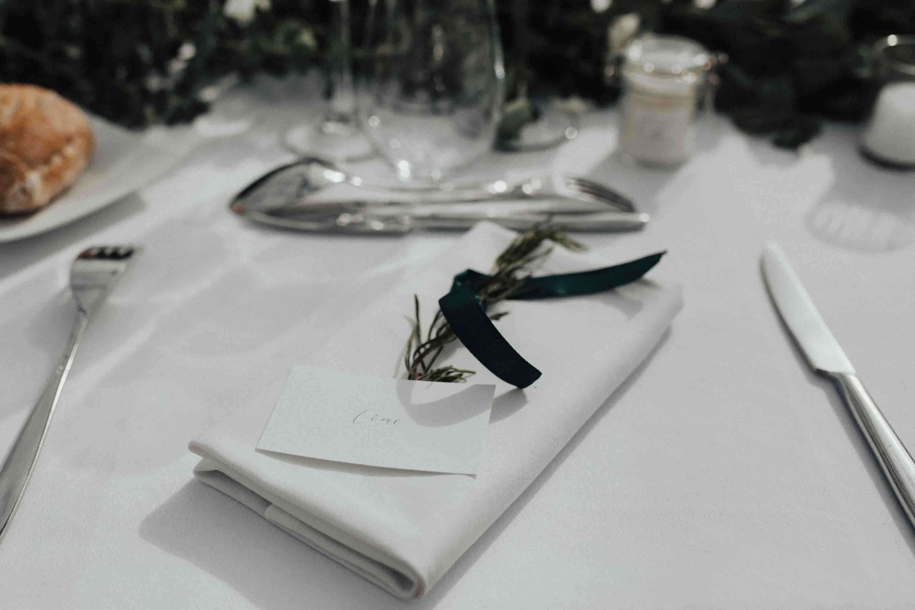 decoration table mariage ile de ré