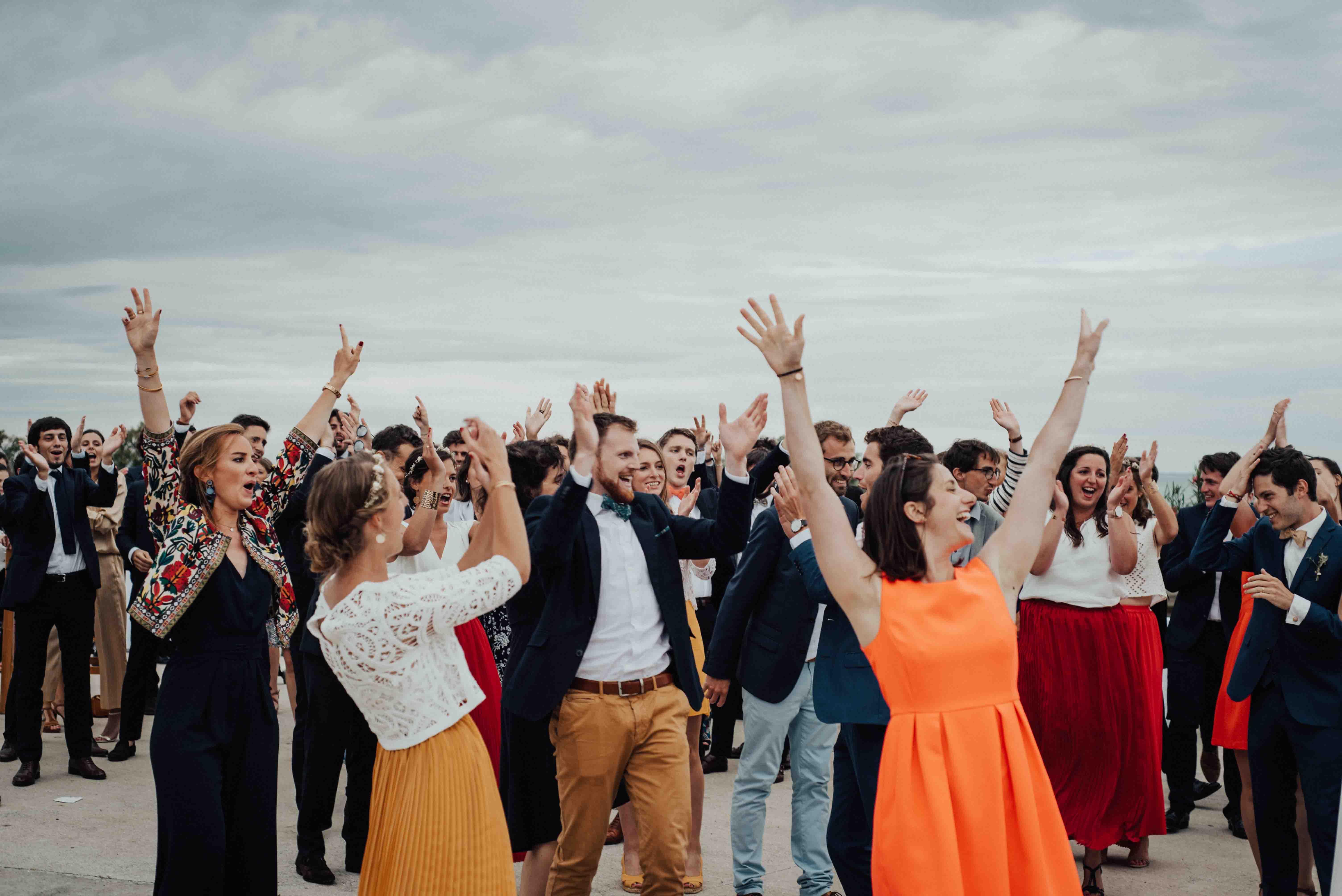 flashmob mariage ile de ré