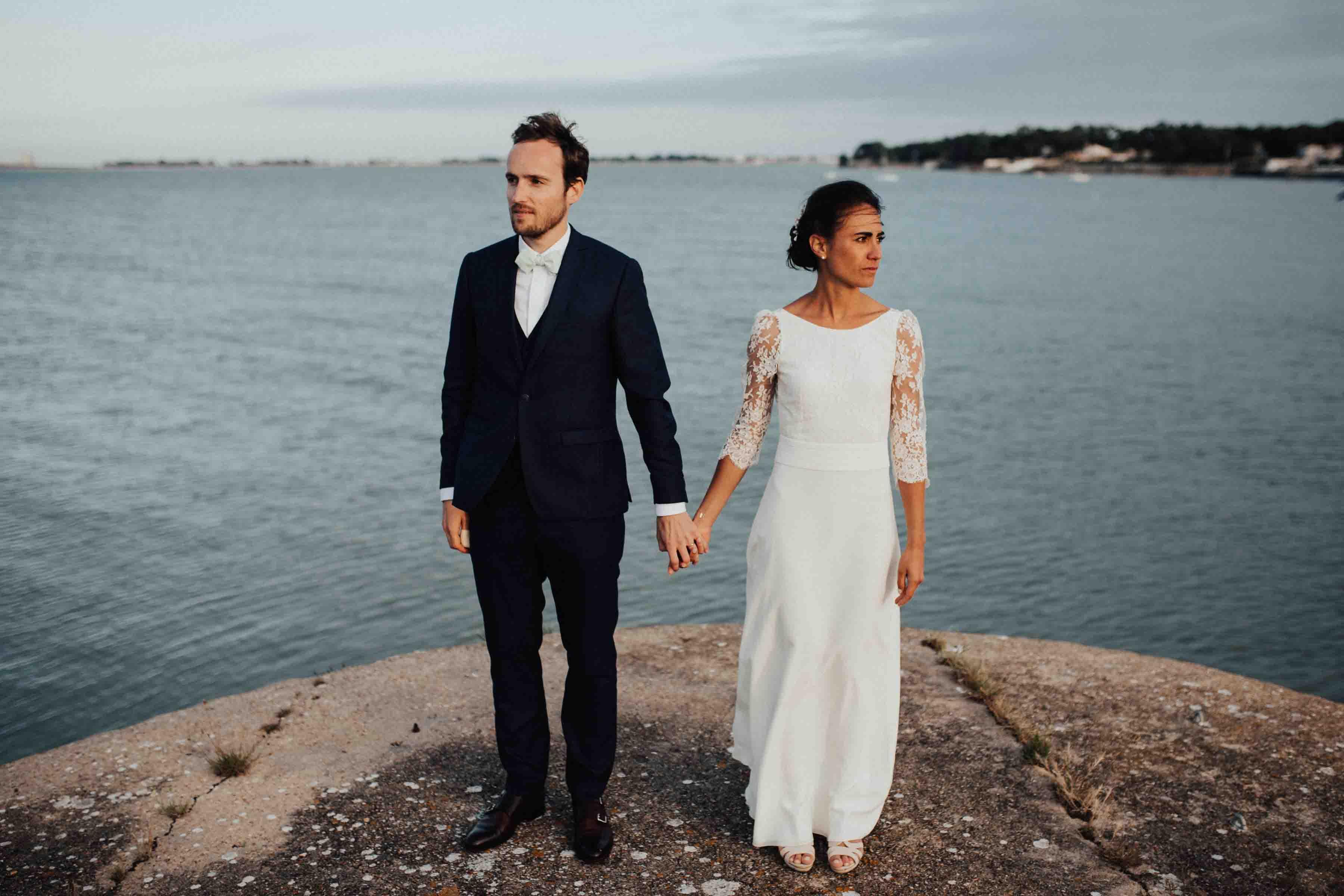 mariage ile de ré organisation mariage par wedding planner mademoiselle dit oui