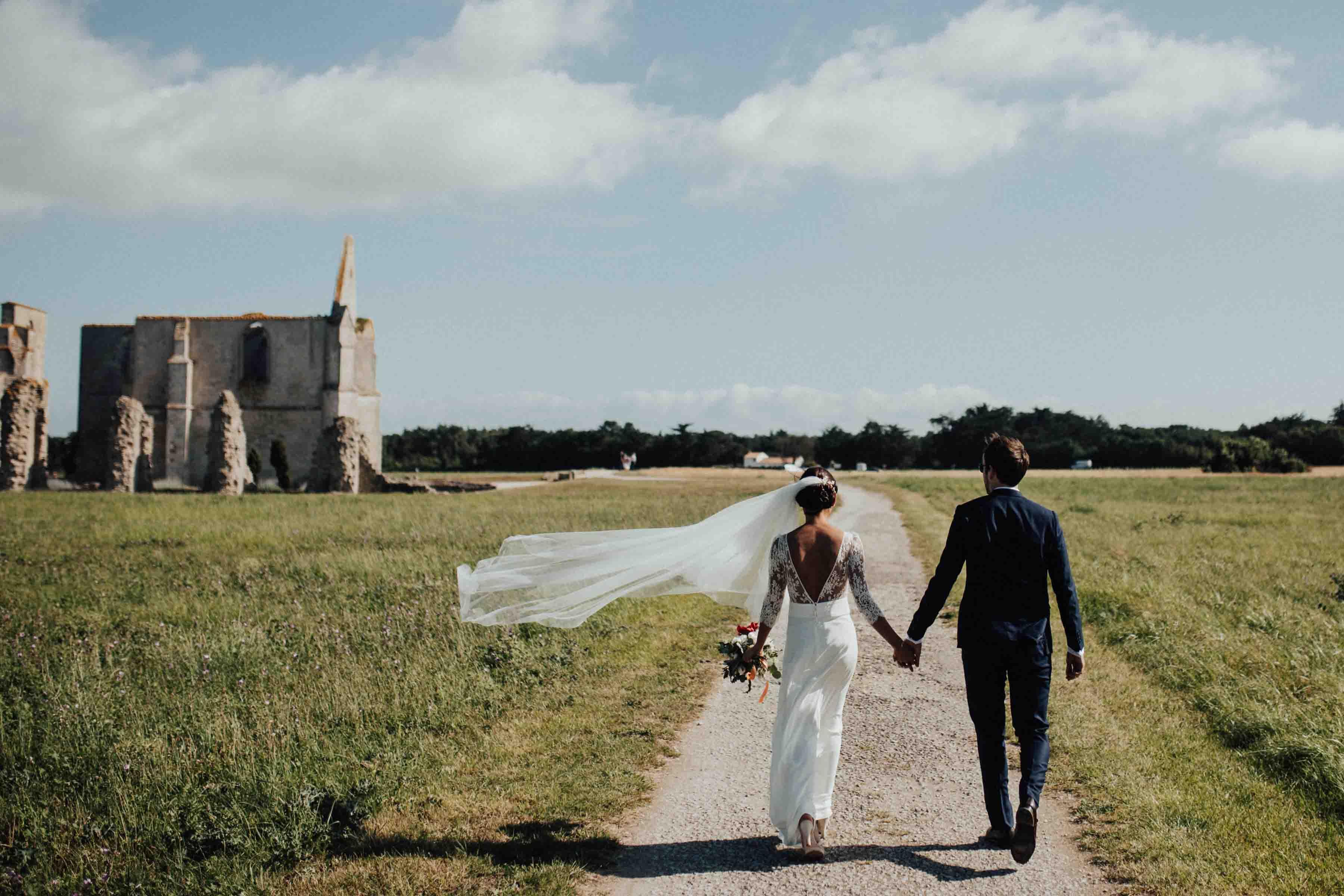 photo mariage ile de re wedding planner