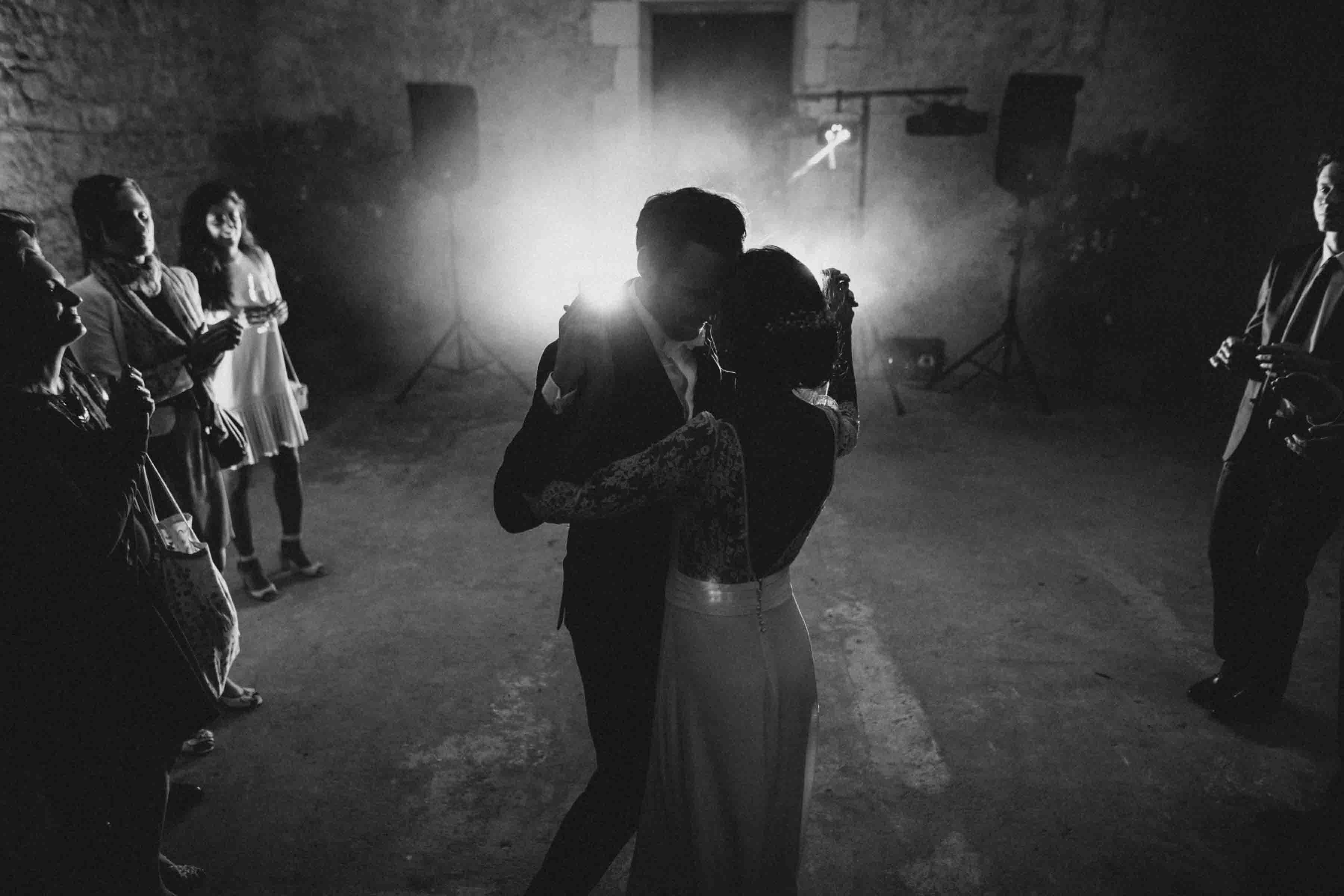 premiere danse mariage ile de re fort de la pree