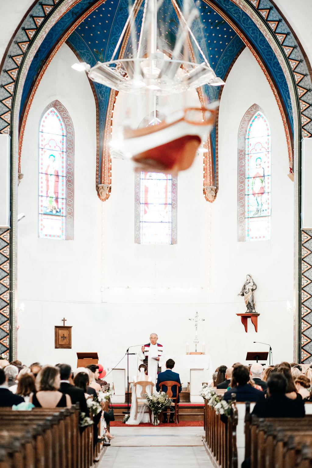 ceremonie mariage la couarde ile de re