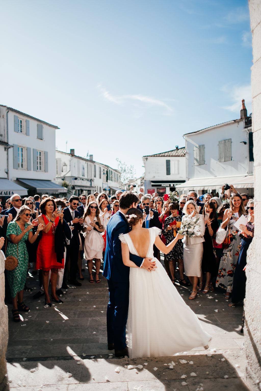 la couarde sur mer ile de re mariage