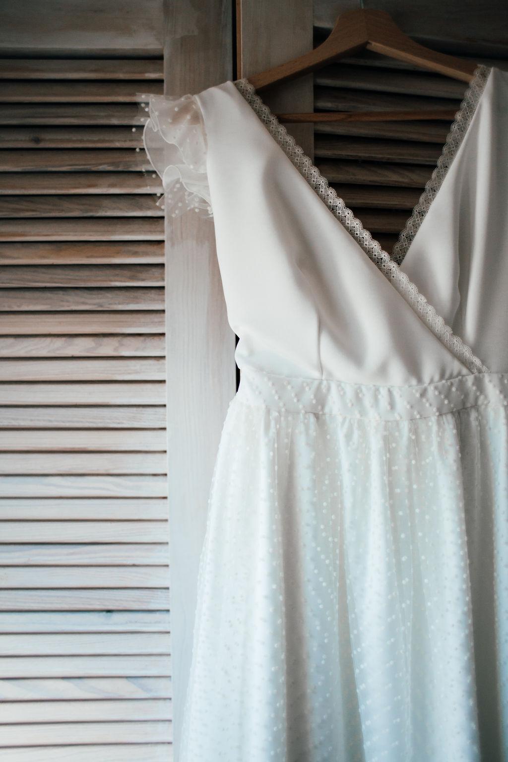 robe de mariee ile de re