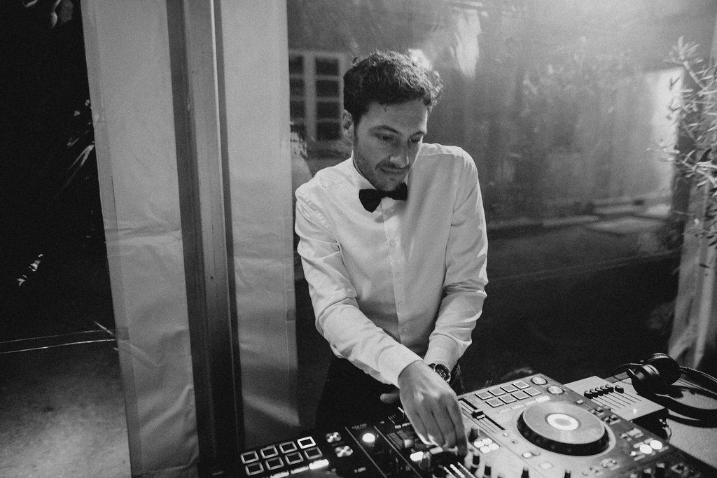 DA production DJ ile de re mariage