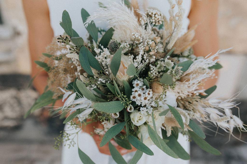 fleuriste ile de re mariage